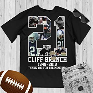 Cliff-Brand No.21 Respect Shirt 1948-2019 Memories Thank-You Customized Handmade Hoodie/Sweater/Long Sleeve/Tank Top/Premium T-shirt