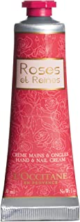 Roses Et Reines Hand & Nail Cream (Travel Size) 30 ml, Pack of 1