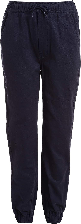 Nautica Max 61% OFF Boys' School Uniform Mail order cheap Pant Jogger