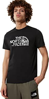 The North Face Men's M S/S WOOD DOME TEE TNF BLACK Tee