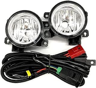 トヨタ ホンダ スズキ フォグランプ ユニット スイッチ付きリレーハーネスセット 選択可能 純正交換用 LED化 HID対応 左右セット リレーハーネスのみ有