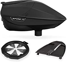 Virtue Spire IR Electronic Paintball Loader, CrownSF II Speedfeed, and Spring Ramp Bundle