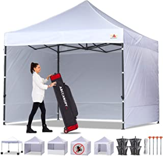 ABCCANOPY Canopy Tent Popup Canopy 10×10 Pop Up Canopies Commercial Tents Market..
