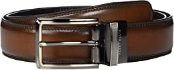 Double Stitched Edge Reversible Belt