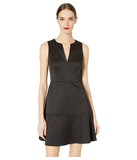 Kate Spade New York Glitzy Ritzy Bakery Dot Jacquard Dress