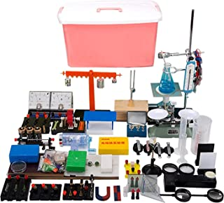 Life Accessories Laboratory Physics Experiment Equipment Optical Complete Experimental Glassware Kit Electromechanical The...