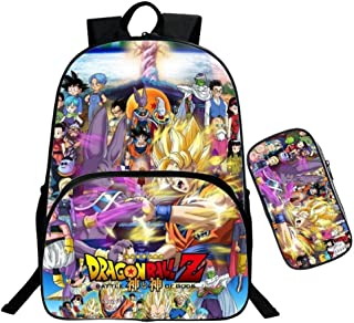 economico per lo sconto 94e61 e3de9 Amazon.it: Dragonball - Zaini: Valigeria