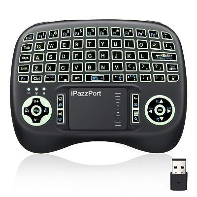 Intelligent Anti-Shake Mini Wireless Keyboard