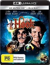 Hook 4K UHD / Blu-ray | Dustin Hoffman, Robin Williams | Region Free