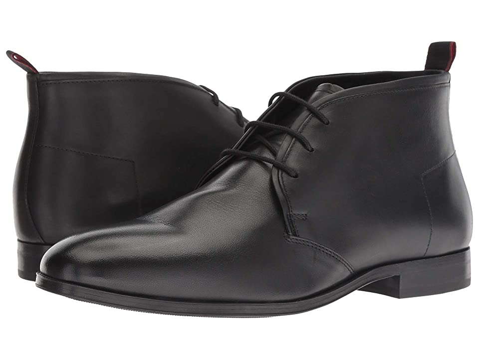 BOSS Hugo Boss Boheme Chukka Boot by HUGO (Black) Men