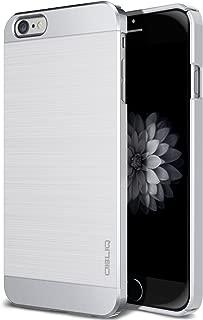 iPhone 6S Case, OBLIQ [Slim Meta][Satin Silver] Premium Slim Fit Thin Armor All-Around Shock Resistant Polycarbonate Metallic Case for Apple iPhone 6S (2015) & iPhone 6 (2014)
