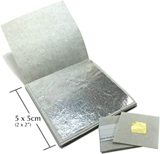 Best silver leaf sheets for sweets Reviews