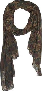 اوشحة توني للرجال من اوه في اس، اللون: زيتوني بلون زي الجيش، المقاس: مقاس واحد.