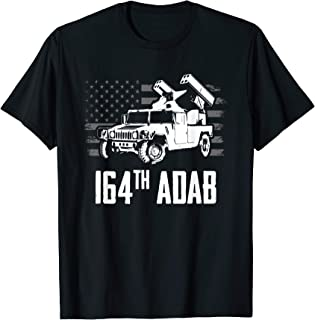 164th ADAB Air Defense Artillery Brigade T-Shirt