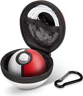 Case for Poke Ball Plus, Keten Protective Hard Portable Travel Case for Nitendo Switch Poke Ball Plus Controller