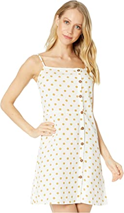 53a1b02f4 11. Billabong. Fine Nights Mini Dress. $34.17MSRP: $49.95. White Cap