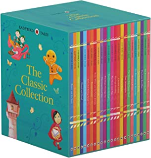Tales Classic Collection - Hardcover Book Box Set Hardcover by Ladybird