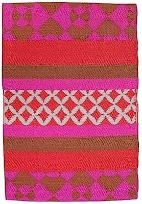 Tapis Original, 100cm x 140cm, Rouge