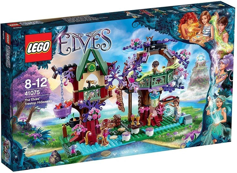 LEGO Elves 41075 - Das mystische Elfenversteck