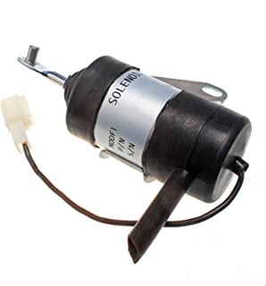 Mover Parts Fuel Stop Solenoid 16851-60014 16851-60010 for Kubota RTV900 B7410D BX1500D BX2230D BX1800D BX1830D D902 D722 G1700 G1800 G1800S G1900 G1900S G2160 G2160DS