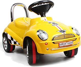 3-in-1 Ride On Car Toy Gliding Scooter with Sound & Light (color may vary)