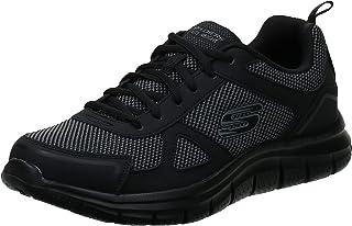 Skechers Burns 52635-bbk, Sneakers Basses Homme