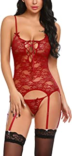 Best curvy sheer lingerie Reviews