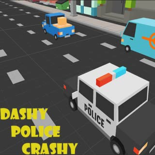 Dashy Police Crashy