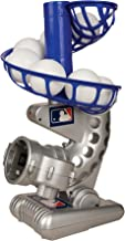 Franklin Sports MLB Electronic Baseball Pitching Machine – Height Adjustable – Ball Pitches Every 7 Seconds – Includes 6 P...