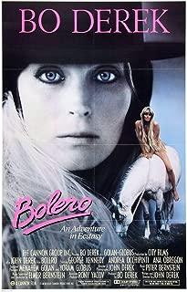 qualityprint Bolero Home Decor Print Movie Poster 18'' X 28'' (NOT A DVD)