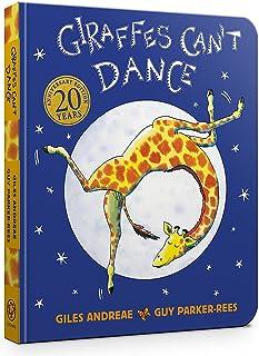 Andreae, G: Giraffes Can't Dance Board Book
