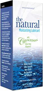 Best dreambrands carrageenan natural personal lubricant Reviews