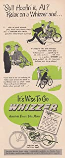 Best 1948 whizzer bike Reviews