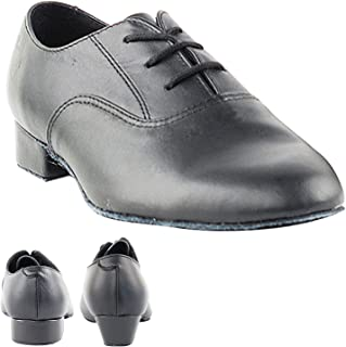 "50 Shades of Boys Dance Shoes: Ballroom/Latin/Salsa/Swing/Smooth/Theater Art (1"" & 1.5"" Heel)"