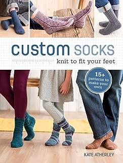kate atherley custom socks