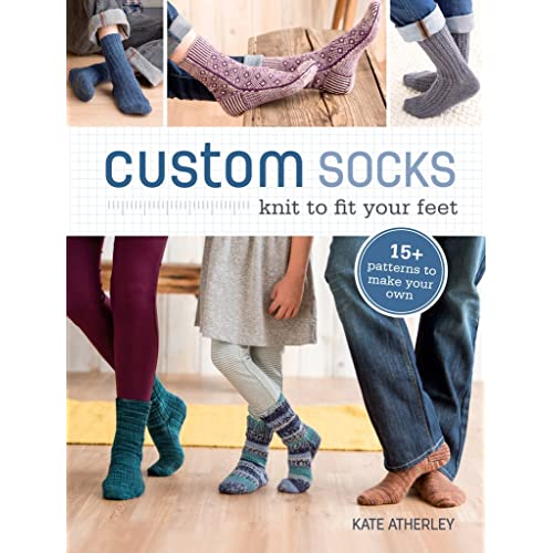 86f369f76 Custom Socks  Knit to Fit Your Feet