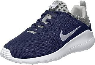 Men's Kaishi 2.0 Navy/Wolf Grey-White Running Shoe - 11.5 D(M) US