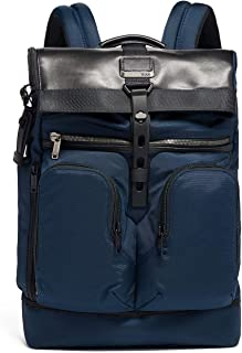 TUMI - Alpha Bravo London Roll Top Laptop Backpack -15 Inch Computer Bag for Men and Women
