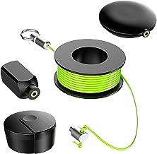 Wiremag Puller Wiremag-trekker, Draadtreksysteem Magnetische kabelvisgereedschappen voor Man Vadergeschenk Thuis Buiten Ka...