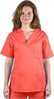 Unisex Medical Nursing V-Neck Top