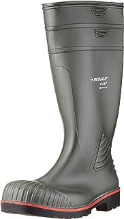 Dunlop Protective Footwear Acifort Heavy Duty, Bottes de sécurité Mixte adulte, Vert (Green), 45 EU