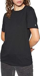 VOLCOM Women's Volcom Junior's Women's One Of Each Fitted Short Sleeve Tee Volcom Junior's Women's One of Each Fitted Shor...
