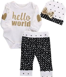 Efbj Infant Baby Girls Rompers Sleeveless Cotton Onesie Gold Happy Halloween Print Jumpsuit Summer Pajamas Bodysuit