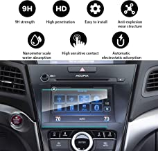 YEE PIN 2016 2017 2018 2019 Acura ILX 11 ODMD Display 7Inch Screen Film, Automatic Adsorption Anti-Explosion Easy to Clean High Definition Tactile Silky Slippage Tempered Glass
