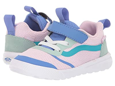 Vans Kids UltraRange Rapidweld (Infant/Toddler) ((Color Block) Lilac Snow/Ultramarine) Kid