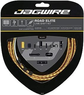 Jagwire Road Elite Link Shift Cable Kit Ultra-Slick SRAM/Shimano Gold