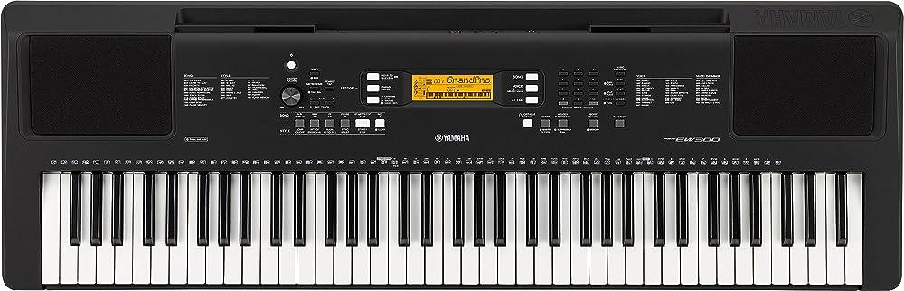 Yamaha tastiera digitale psr-ew300
