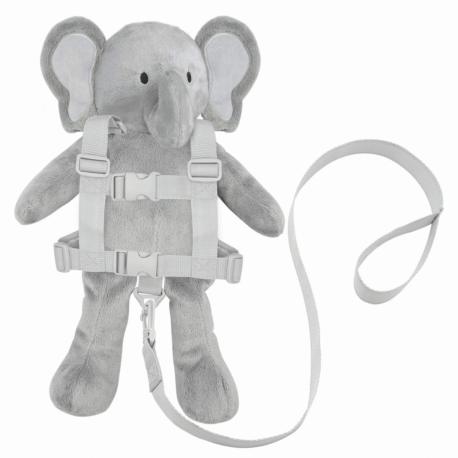 Travel Bug Toddler Character 2-in-1 Safety Harness - Elephant…