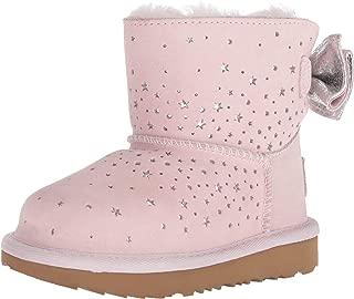 UGG Kids' T Stargirl Classic Mini Ii Bow Fashion Boot