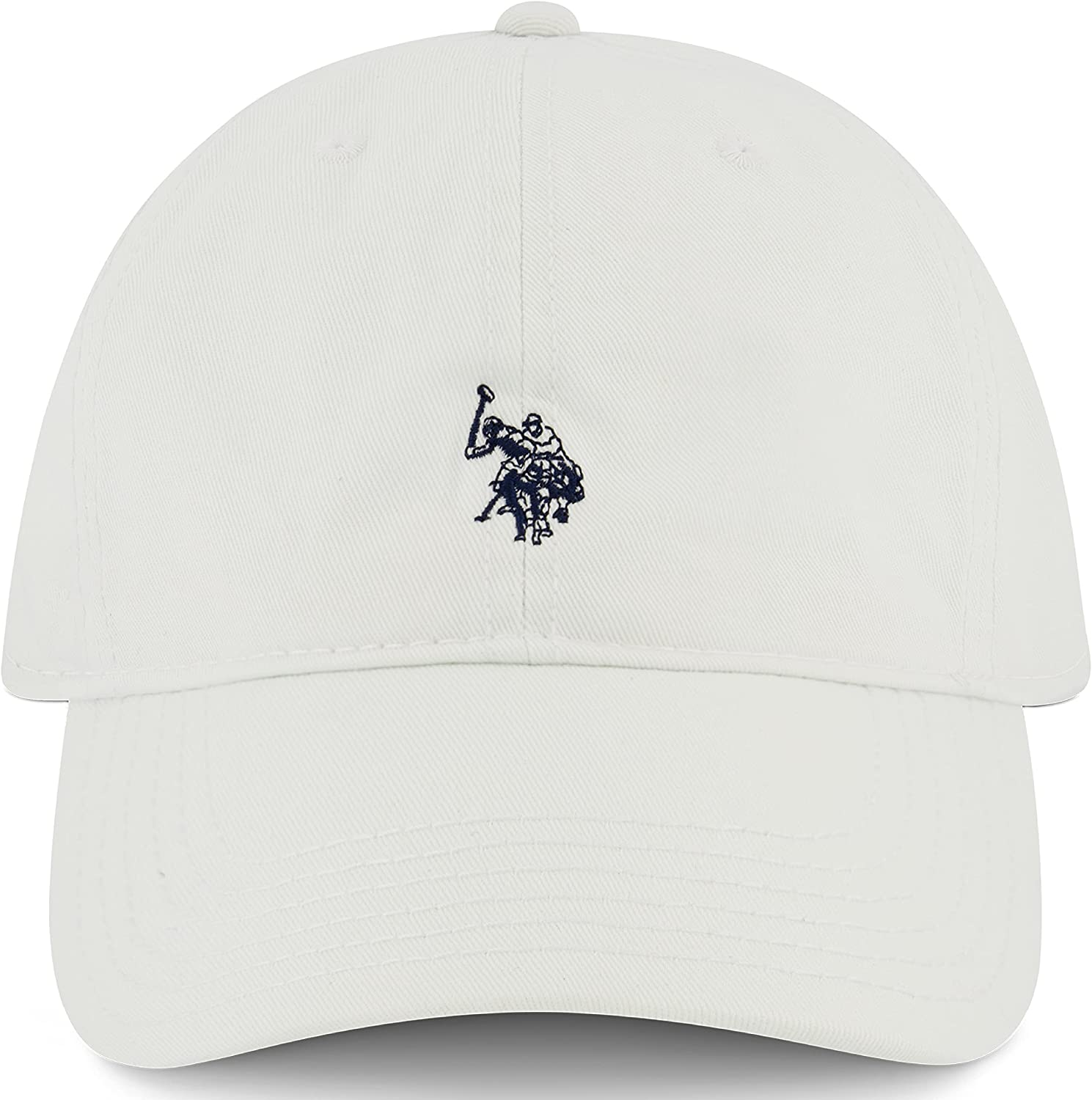 Don't miss the campaign U.S. Polo Assn. Mens Washed Cotton Basebal Adjustable Twill Trust